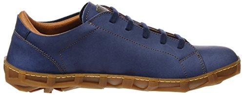 ART 0768 Olio Melbourne, Zapatos de Cordones Derby para Hombre Azul (Blue)