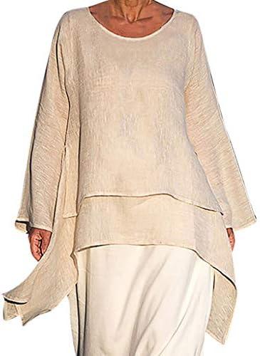 Irregular Fashion Casual Sleeve Blouse product image