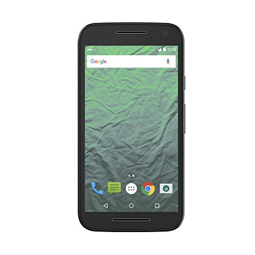 Republic Wireless Moto G 16 GB - No Contract Phone - Carrier Packaging - Black by Republic Wireless
