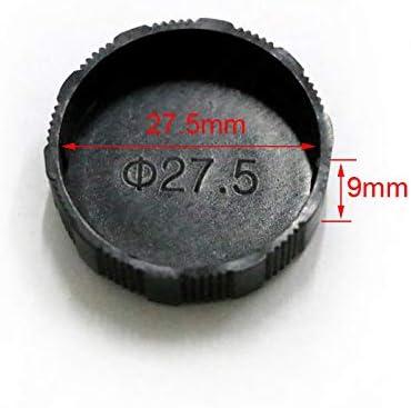 Mercury/_Group Microscope Ocular Dust Cover C Mount CCD Interface Microscope Lens Cap Eyepiece Cover 23.2mm 25.4mm 27.5mm 34mm 35mm 38mm 39mm Color:35mm