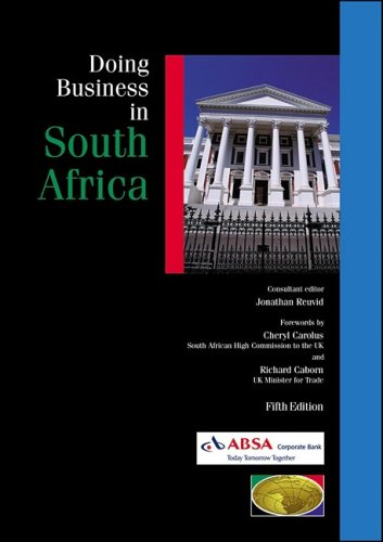 Doing Business with South Africa (Global Market Briefings Series) by Kogan Page Business Books