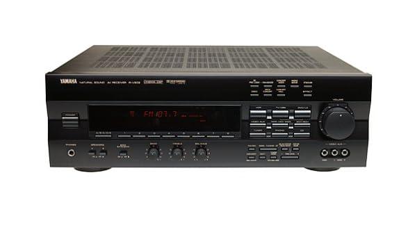 amazon com yamaha rv 902 home theater receiver home audio theater rh amazon com Yamaha R6 Yamaha YZF-R6