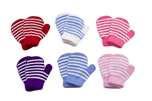 Toddler Magic Acrylic Stretch Mitten 6 - (Imported Magic Gloves)