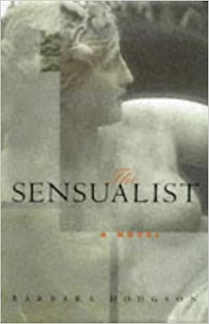 the Sensualist: An Illustrated Novel by Barbara Hodgson