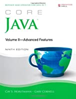 Core Java, Volume II: Advanced Features, 9th Edition Front Cover