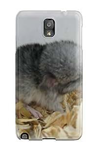Heidiy Wattsiez's Shop Best Premium Durable Baby Chinchilla Fashion Tpu Galaxy Note 3 Protective Case Cover