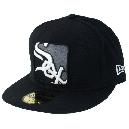 Fitted 4 Cap New nbsp;esquinas Era White Chicago Sox MLB 59 nbsp;FIFTY XFwzqCw
