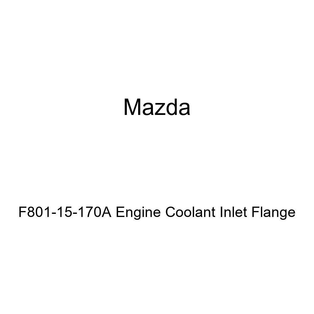 Mazda F801-15-170A Engine Coolant Inlet Flange