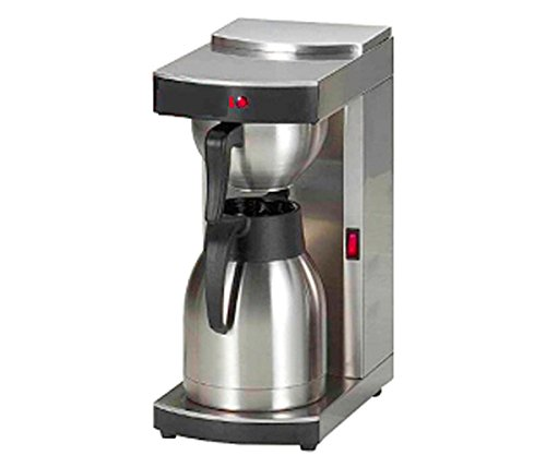 Boswell Commercial Equipment RCM150/RHM150 Brewer, Mini Series, 1 Thermal Style, 1.5 L, 11'' Length, 7'' Width, 15'' Height by Boswell Commercial Equipment