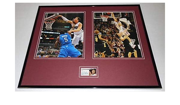 2a5f860875b Autographed Blake Griffin Photo - Framed 16x20 Display PANINI - Panini  Certified - Autographed College Photos at Amazon s Sports Collectibles Store