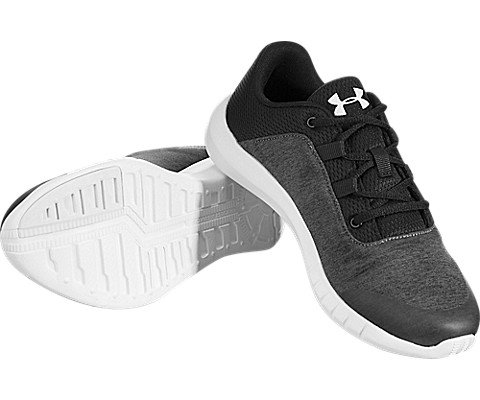 Pictures of Under Armour Boy's BGS Mojo Running Shoe M US Little Kid 4
