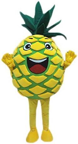 Fruta de la piña disfraz de mascota de alta calidad disfraz de ...