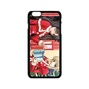 Christmas Gift And Sexy Girl Hight Quality Plastic Case for Iphone 6