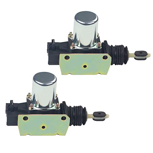 Eynpire 7131 Power Door Lock Actuator For Chevy/GMC - (Pair of 2) 1980 Chevrolet Malibu Door
