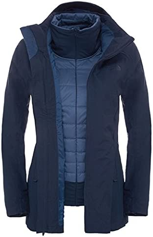 the north face damen w thermoball hoodie eu jacke