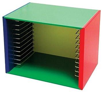 Melissa U0026 Doug Puzzle Storage Case   Painted Wood (Holds 12 Puzzles)
