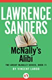 McNally's Alibi by Vincent Lardo front cover