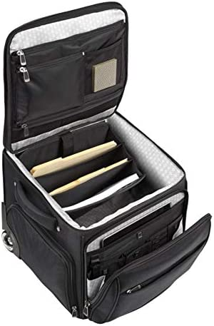 Ultimate Workmate Rolling Briefcase Laptop