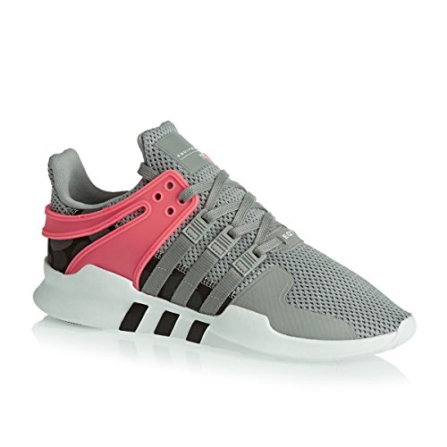 adidas Unisex-Erwachsene EQT Support ADV 792 Sneaker Mehrfarbig (Medium Grey Heather Solid Grey/Core Black/Turbo Bb2792)
