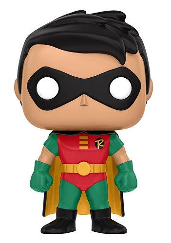 Funny Batman And Robin Costumes (Funko Batman The Animated Series Robin Pop Heroes Figure)