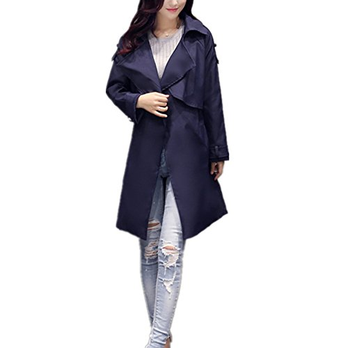 Xichengshidai - Abrigo - para mujer