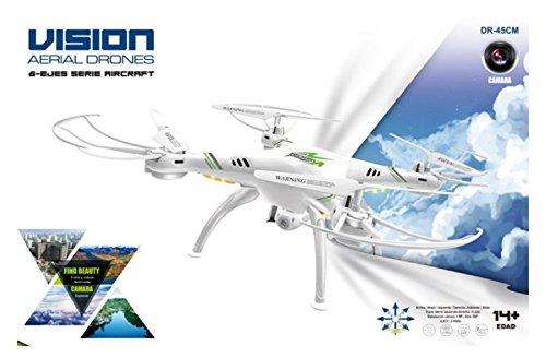 Drone Quadricottero 6 Assi Per Vision