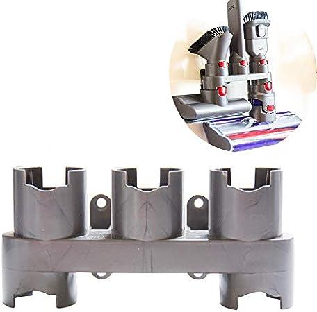 YUNCHAO Accesorios para electrodomésticos Soporte de Soporte de Almacenamiento for Soporte de Aspirador Dyson V6 V7 V8 V9 V10: Amazon.es: Hogar