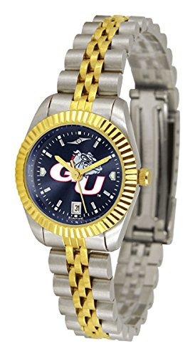 Gonzaga Bulldogs Executive AnoChrome Women's Watch - Ladies Executive Anochrome Watch