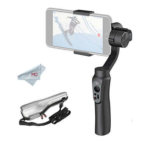 Cheap Stabilizers Zhiyun Smooth-Q 3-Axis Handheld Gimbal Stabilizer for Smartphone, i.e. iPhone 8 7..