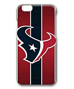 iPhone 6 Plus Case,PC Hard Shell 3D Cover Case for iPhone 6 Plus(5.5Inch) Sports Houston Texans by Sallylotus by mcsharks