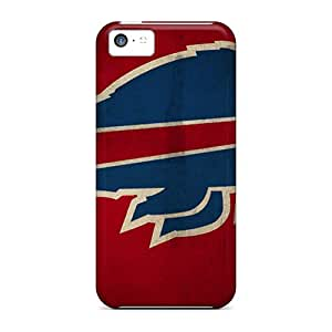Iphone 5c SqA9179aHkR Provide Private Custom Fashion Buffalo Bills Pattern Excellent Hard Cell-phone Case -AnnaDubois