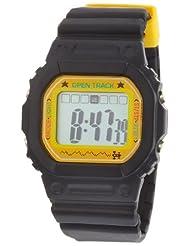 EOS New York Spencer Unisex 0T01BLK Open Track Digital Black Watch