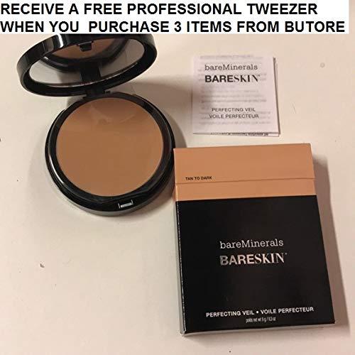 Perfecting Veil - Tan to Dark+FREE PROFESSIONAL TWEEZER ()