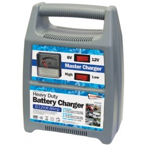 streetwize swbcg8 automatic plastic cased battery charger. Black Bedroom Furniture Sets. Home Design Ideas