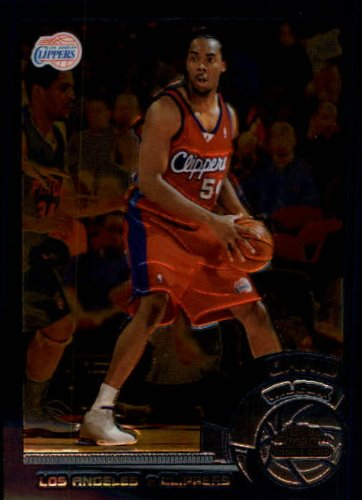 2002 Topps Chrome Basketball Rookie Card (2002-03) #162 Chris Wilcox Near (03 Topps Chrome Rookie Basketball)