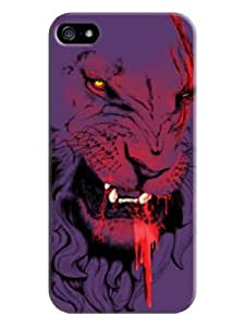 Individuation Photo Phone Hard Shell Cover Case for Iphone 5/5s