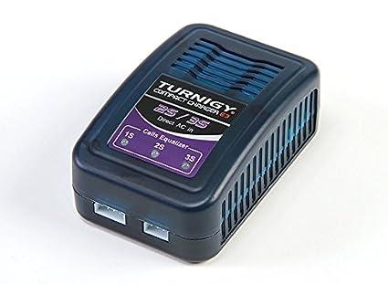 Turnigy E3 Compact 2S/3S Lipo Charger 100-240v (US Plug)