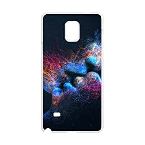 The Script Samsung Galaxy Note 4 Cell Phone Case White xlb-187051