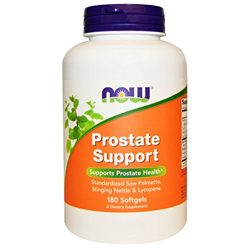 Now Foods, Prostate Support, 180 Softgels - 2PC (Now Prostate Support)