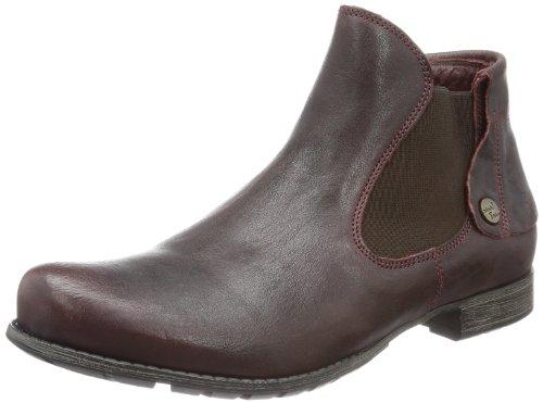 Think Denk 81017 Damen Chelsea Boots Braun (sz/kombi 09)