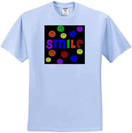 T-Shirts Bold Script Monogram R 3dRose BrooklynMeme Monograms Romero
