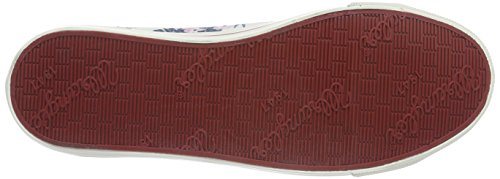 Zapatillas Colores 379 Varios Mujer Wrangler Low Starry Flowers qvxwTBTXER