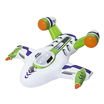 Anyer Child Water Floating Row Riding Splashing Toy Child Mounts Fighter