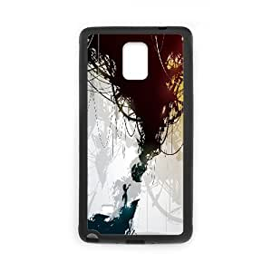Cases for Samsung Galaxy Note 4, Cake Cases for Samsung Galaxy Note 4, Doah Black