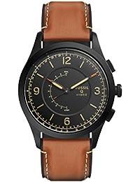 Hybrid Smartwatch - Q Activist Luggage Leather FTW1206