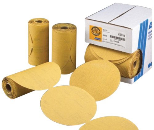 Accessories Abrasives 5 Inch Sanders (Norton 662611-83813 Gold Reserve 5
