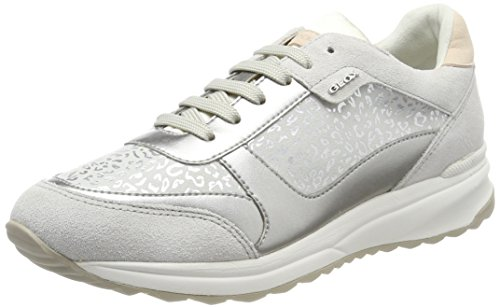 Geox Airell Mujer Zapatillas White C off Blanco Para D pvrqpHR