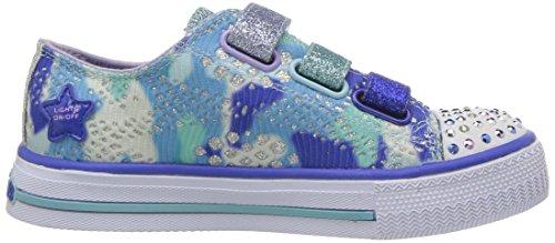 Pictures of Skechers Kids Kids' Shuffles-Lookin Lovely Sneakerblue/ 10760L 3