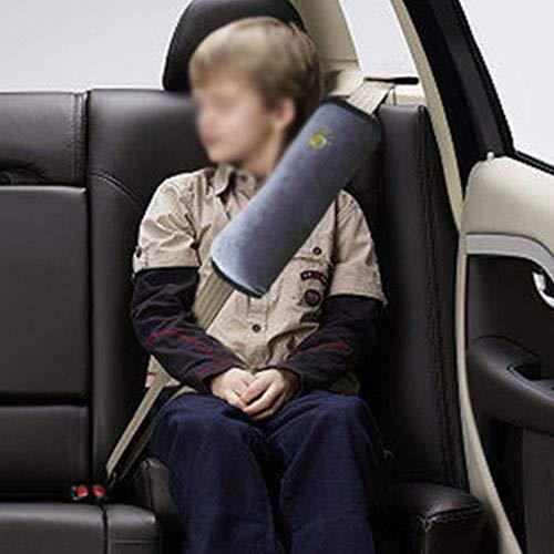 longyitrade Imbottitura Regolabile per seggiolino Auto Cuscino per Cintura di Sicurezza per Bambini