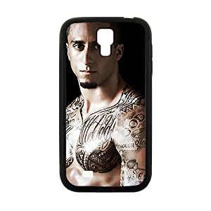 Colin Kaepernick Body Black Phone Case For Samsung Galaxy S4